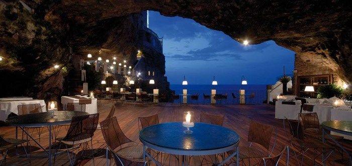 Hotel Ristorante Grotta Palazzese Polignano a Mare