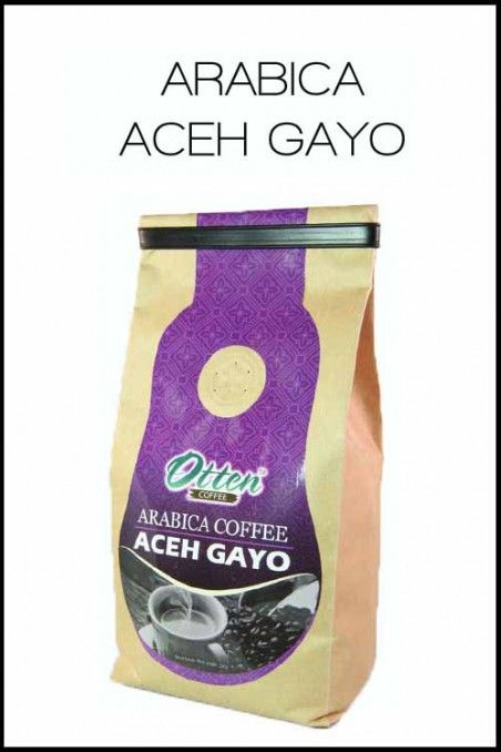 KOPI ARABICA ACEH GAYO | OttenCoffee - Mesin Kopi , Coffee Grinder , Barista Tools , Kopi Indonesia