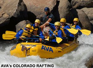 Colorado Summer Vacation Ideas