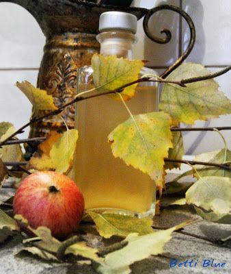 Kuchnia Betti: Ocet jabłkowy