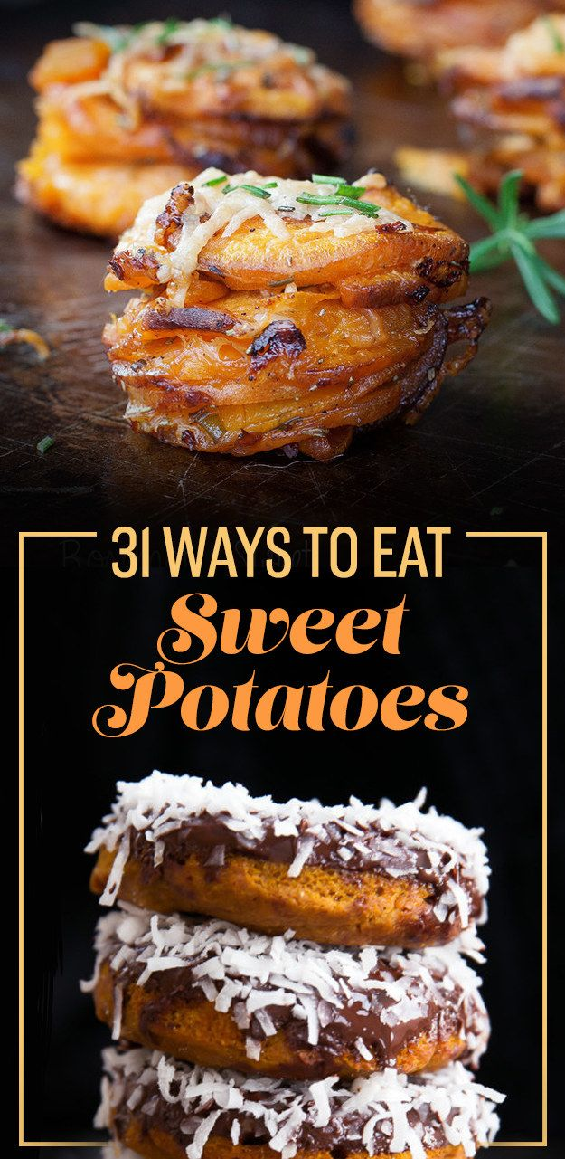 4227 best recipes images on pinterest cooking food drink and 31 seriously delicious ways to eat sweet potatoes forumfinder Choice Image