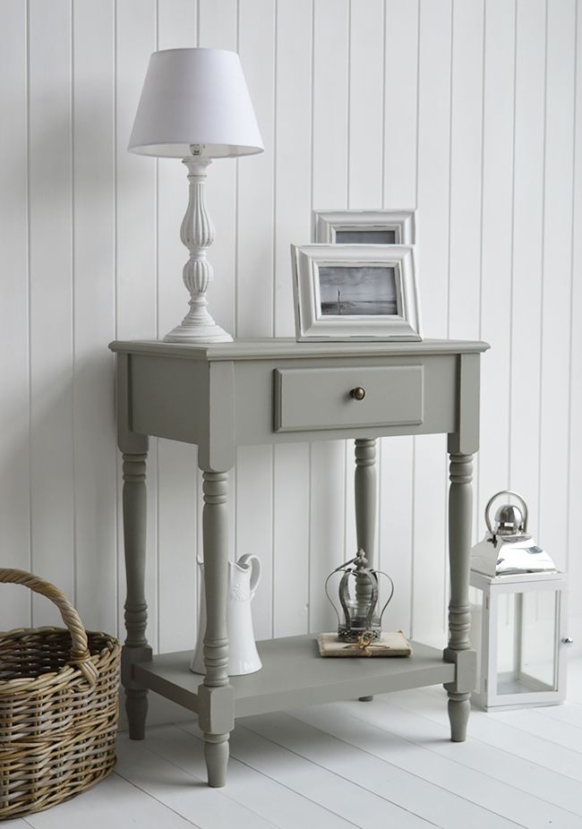 Best Charleston Grey Console Table For Living Room Furniture 400 x 300