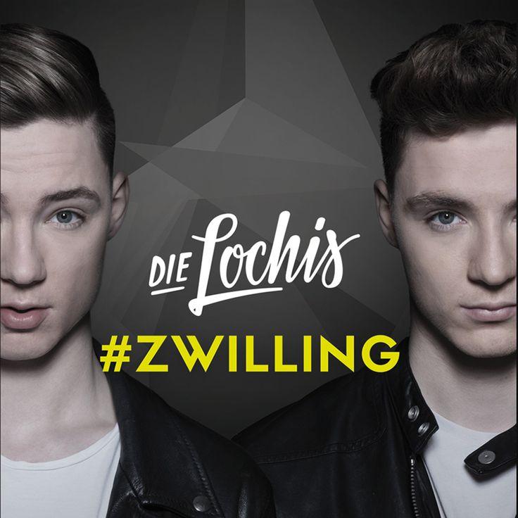 """Die Zwillinge """"Die Lochis"""" - die Stars der Generation Youtube - kommen am 12.12.16 ins Zürcher Volkshaus. Tickets: http://www.ticketcorner.ch/tickets.html?fun=evdetail&affiliate=PTT&doc=evdetailb&key=1668322$8010696& #Zwilling #DieLochis"""