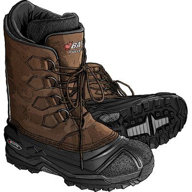 Men's Baffin Winter Boots