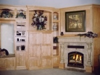17 Best images about Alpine Fireplaces on Pinterest   Electric ...