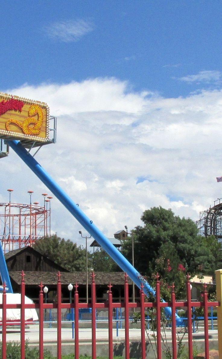 Cliff's Amusement Park  | Travel | Vacation Ideas | Road Trip | Places to Visit | Albuquerque | NM | Water Park | Children's Attraction | Amusement Park
