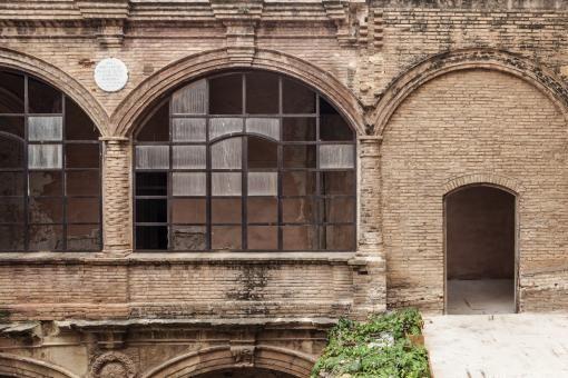 RENEWAL OF THE PALAU-CASTELL RENAISSANCE CLOISTER IN BETXÍ Milena Villalba Montoya