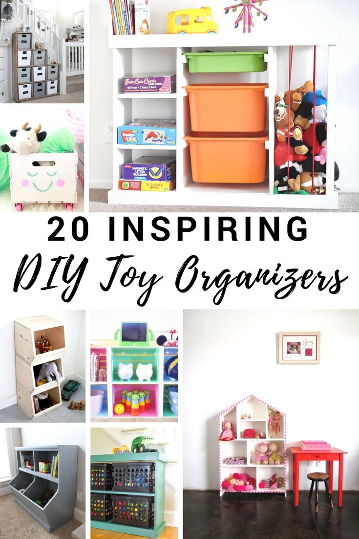 21 Creative Diy Toy Storage Ideas You Need To See Anika S Diy
