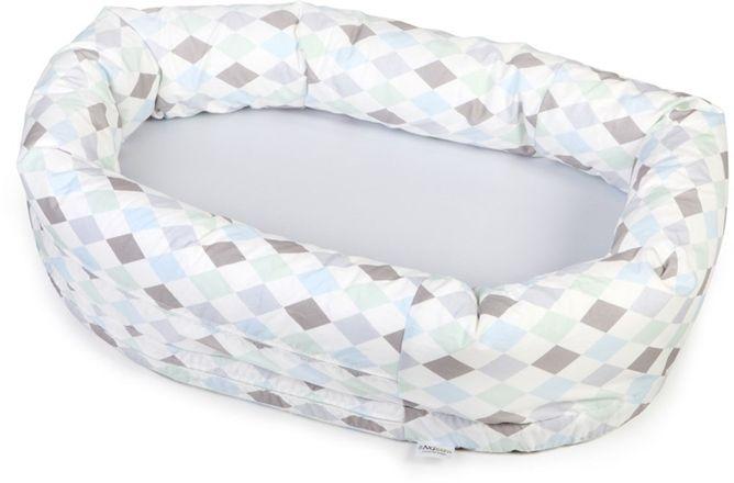 Ng Baby Sovpöl Harlequin Blå