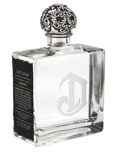 DeLeon Tequila Diamonte. A rarity among tequilas. | spiritedgifts.com