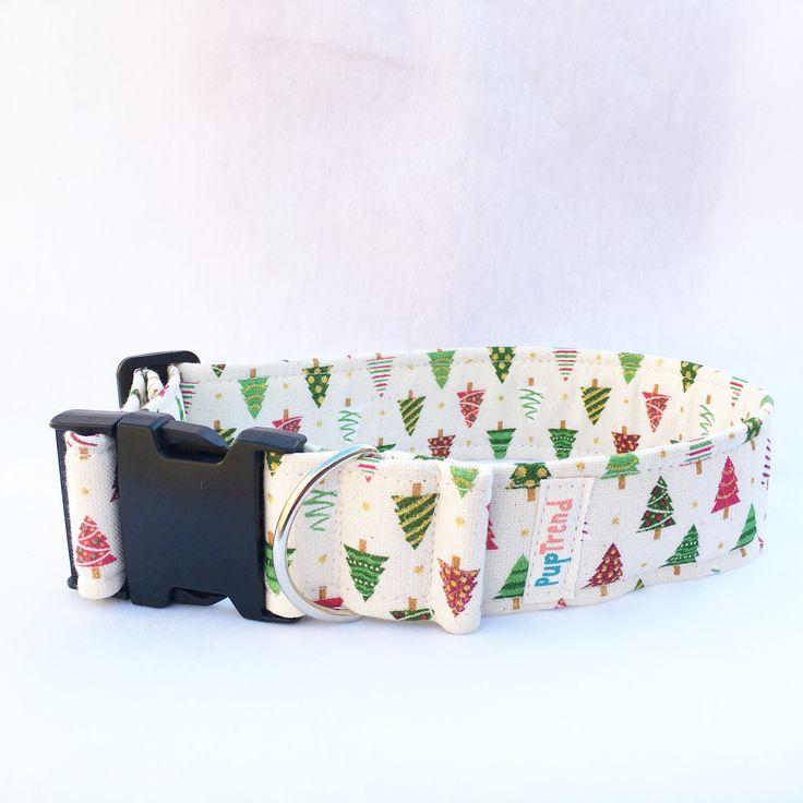 Christmas Tree Dog Collar - Clearance! 50% off!