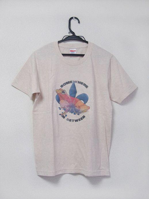 Pink Elephant - Tshirt - The FrogアイロンプリントTシャツ*アイロンプリントは通常の商品より洗濯などによるダメージが起きやすい...|ハンドメイド、手作り、手仕事品の通販・販売・購入ならCreema。