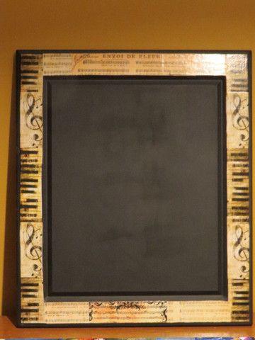 Chalkboard SOLD – Kimber Creations