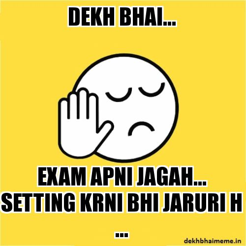 dekh bhai exam - Google Search