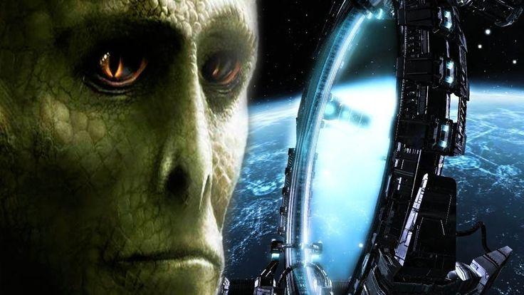 Они прошли через звездные врата. От нас скрыли, что пришельцы уже сотни ...