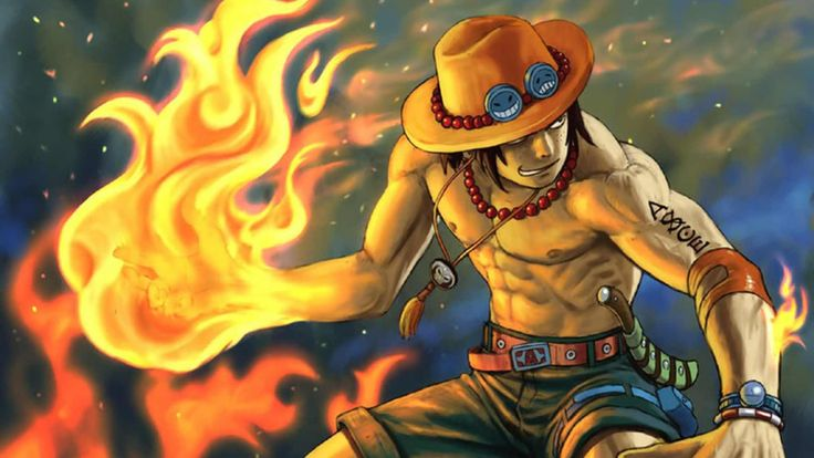 Ace  One Piece Wallpapers