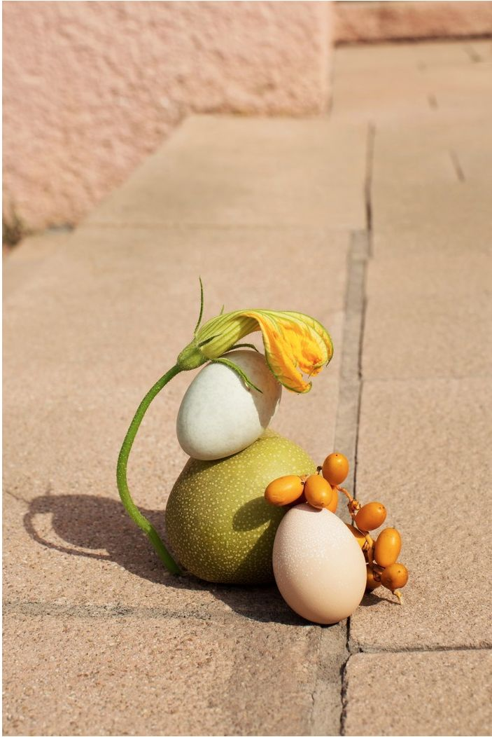 Nature morte / Colour / Vegetables / Green / Summer