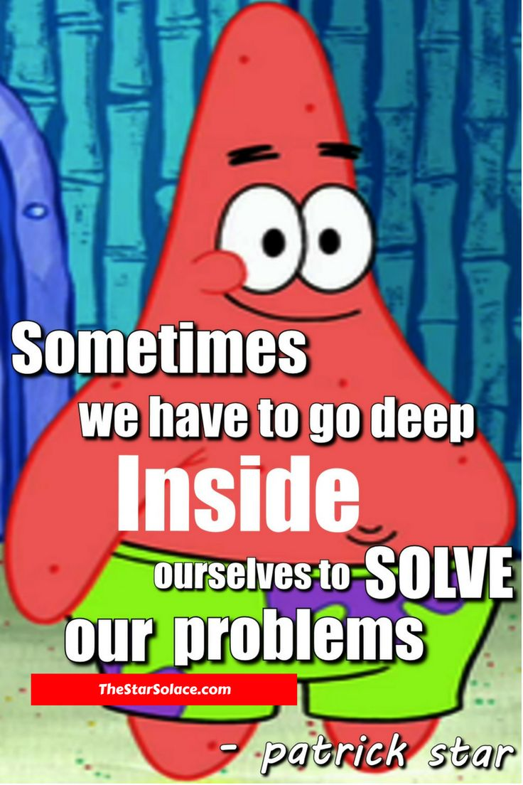 Patrick The Star Quotes