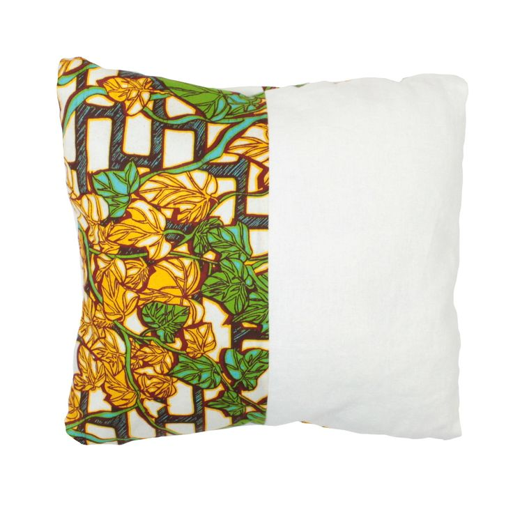 """Coussin """"Feuillages"""""""