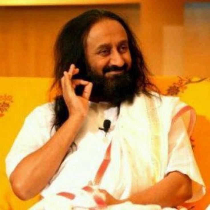 Sri Sri Ravi Shankar Quotes On Smile: 1000+ Images About Gurudev On Pinterest