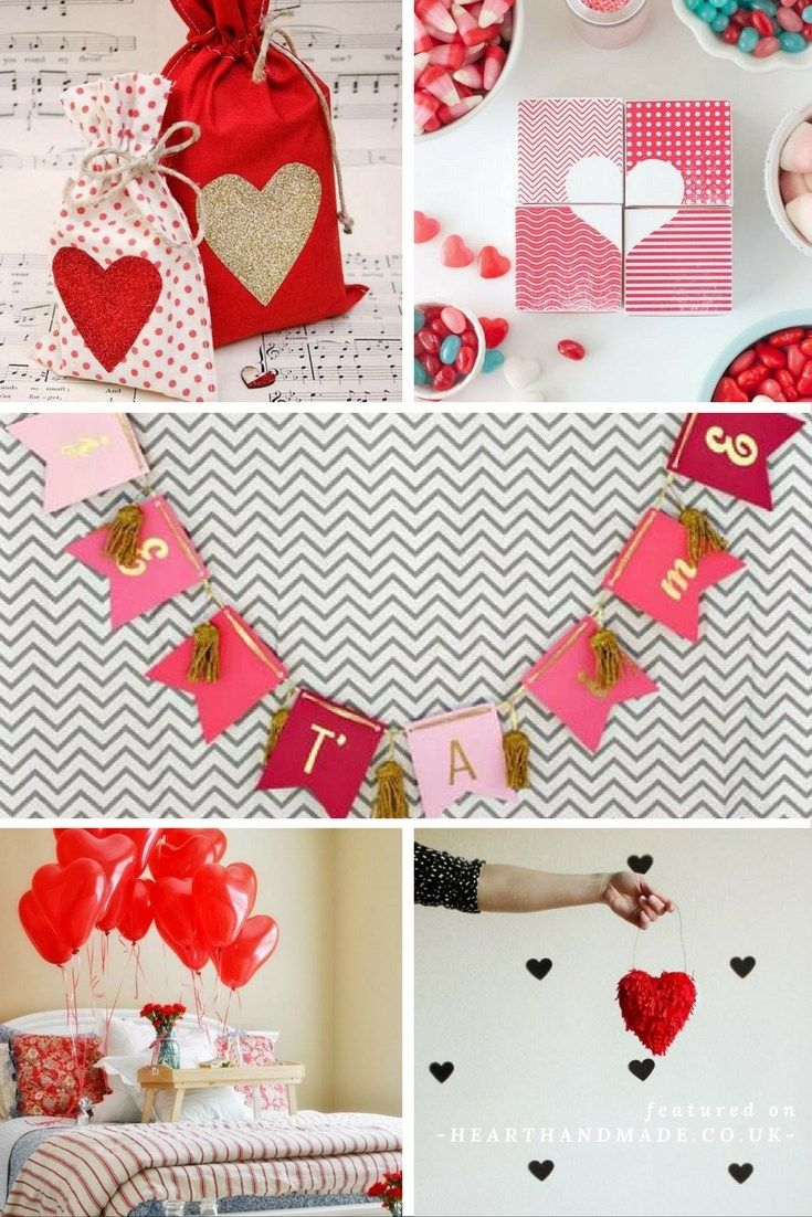 505 best Seasonal: Valentine\'s Day Crafts and Ideas images on Pinterest