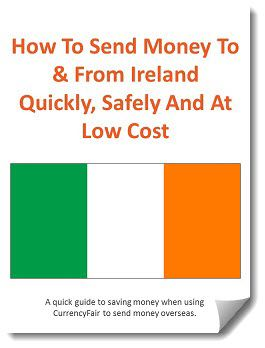 Send money to and from Ireland
