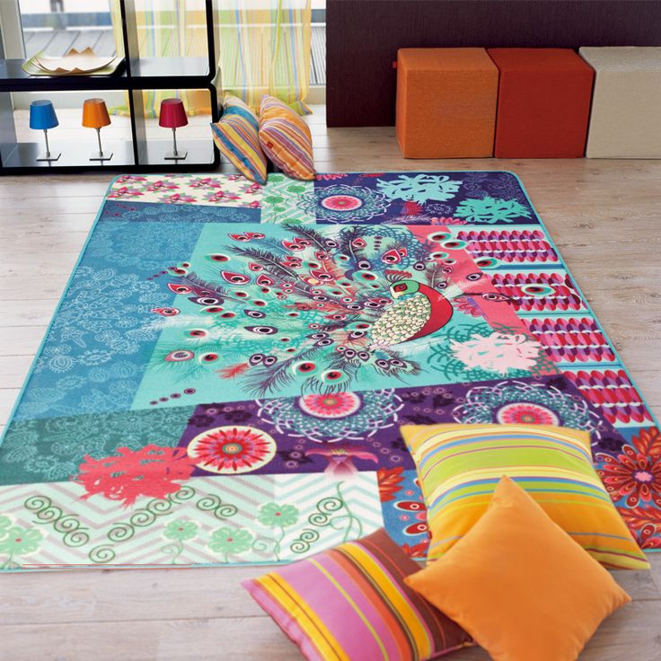 Find More Information about 120*170cm fashion peacock unique turquoise home kid Carpet living room coffee table bedroom mat sofa floor rug luxury docoration,High Quality sofa wicker,China rug edging Suppliers, Cheap sofa blues from Jennifer Wang's Home on Aliexpress.com