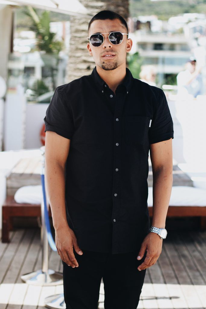 Black on Black | #Mensstyle#fashion