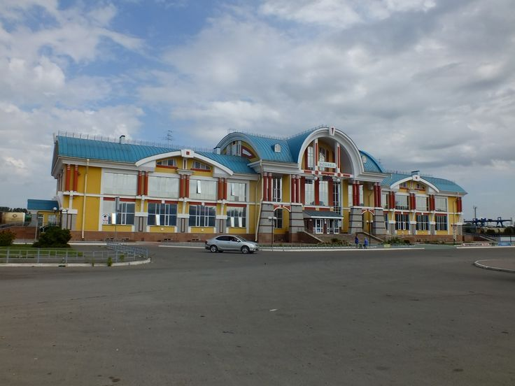 ж\д вокзал Бийск