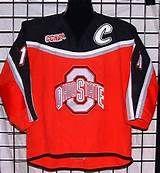 marijuana leaves. But still, Ohio State's new alternate hockey jerseys ...