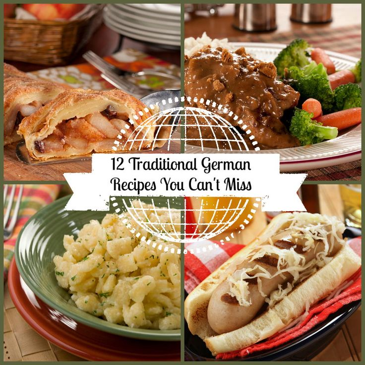 21 Traditional German Recipes You Can't Miss Easy german