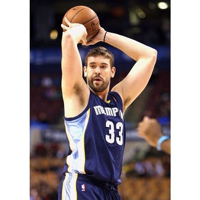 nbamaniacss:  The Grizzlies of Marc Gasol will begin the season against the San Antonio Spurs. GOOOO MARC!  #marcgasol #grizzlies #basketball #nba #defensiveplayer #spurs #tonight #sanantonio #gogrizzlies  Marc!!!!!!