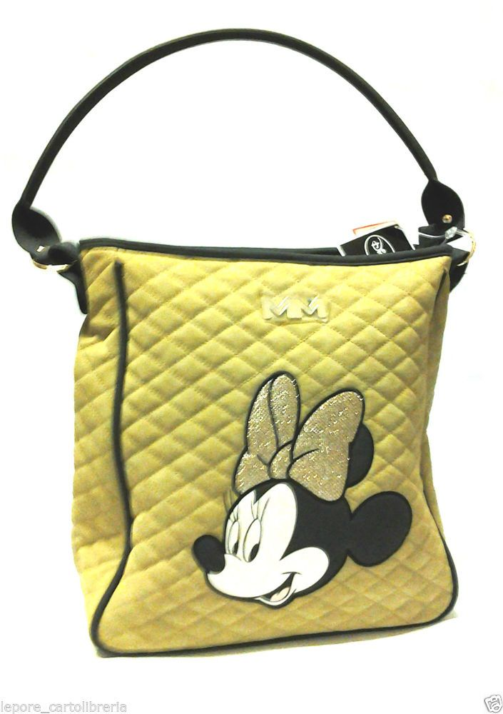Borsa MINNIE DIVA matelassé ecopelle OUTLET by Disney Cartorama