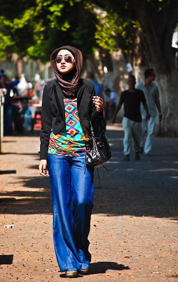 modern muslim fashion by dian pelangi