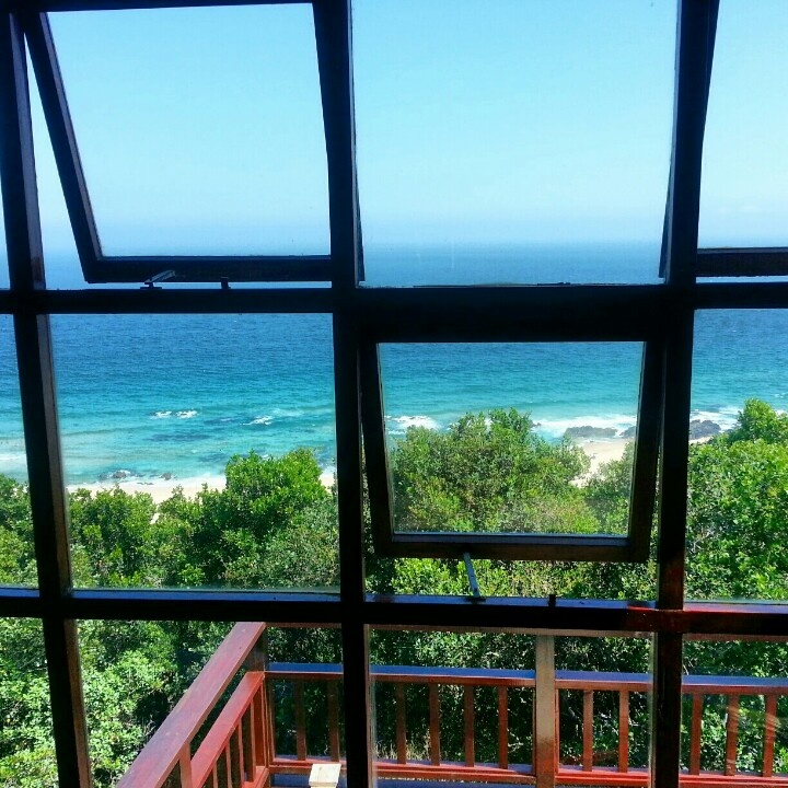 Room with a view. Keurbooms, Plettenberg Bay