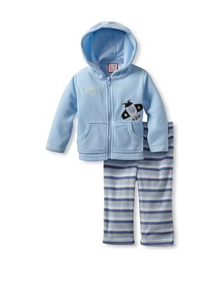 Baby Togs Airplane Playwear Set