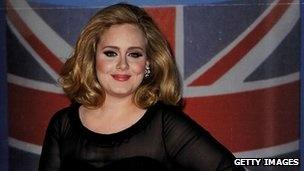 Adele the Brit