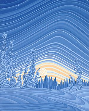 Newfoundland Art - Robbie Craig