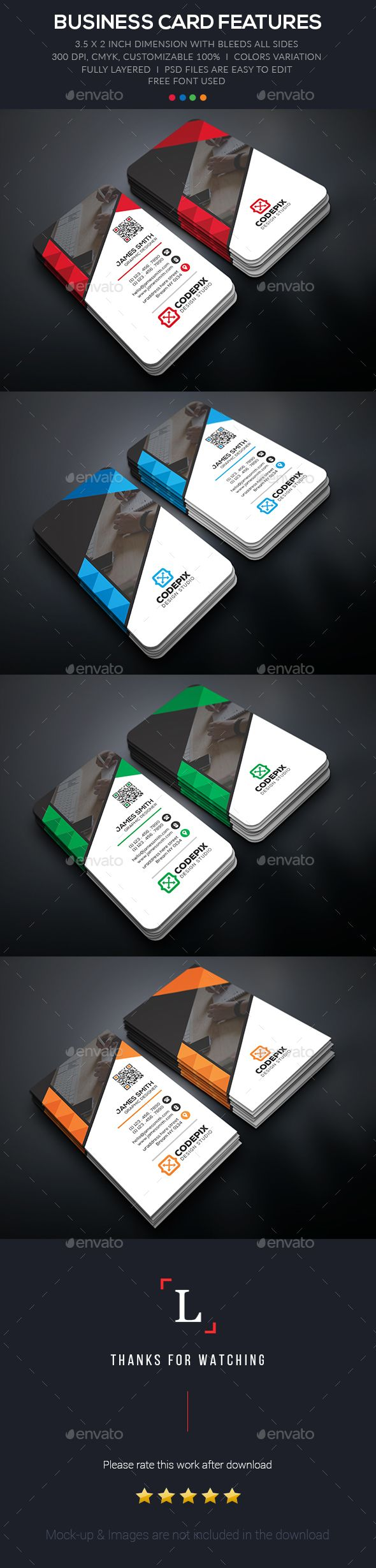 22 Best Business Card Ideas Images On Pinterest Card Ideas