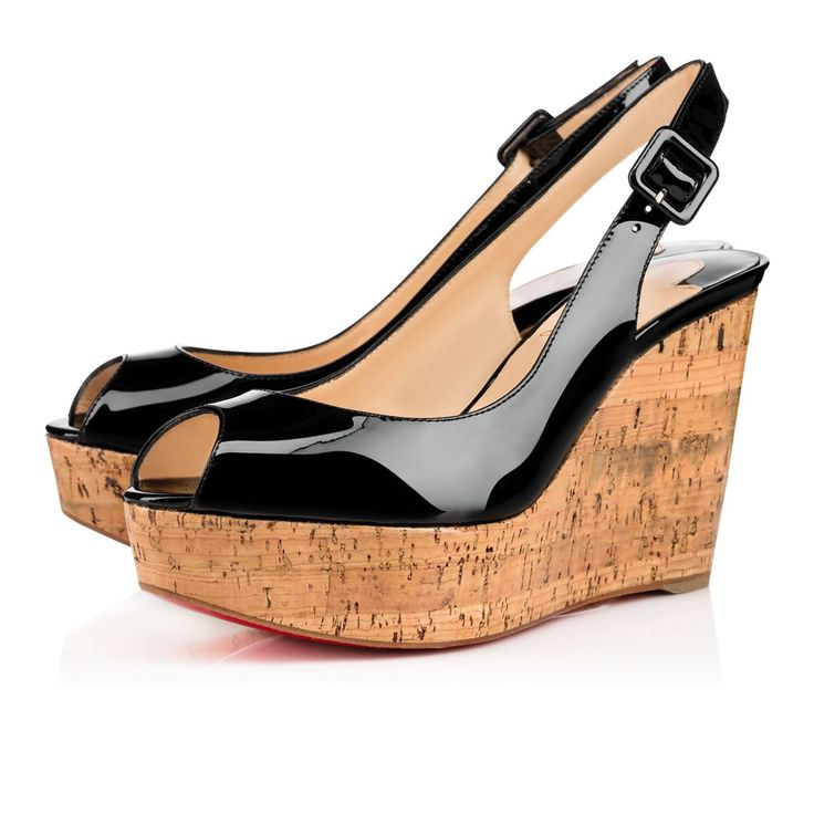 Shoes - Une Plume Sling - Christian Louboutin