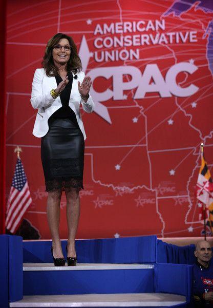 Sarah Palin Photos - Conservatives Gather for Annual CPAC Convention - Zimbio