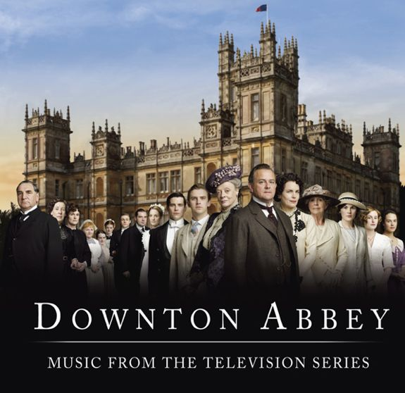 One will never lose interest of the music from Downton Abbey.