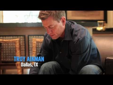 Troy Aikman GETS HIS BOOTS ON!    http://bootcampaign.com