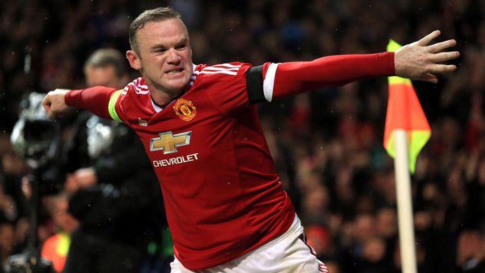 Berita bola Manchester United terbaru: Rooney mengagumi Diego Costa