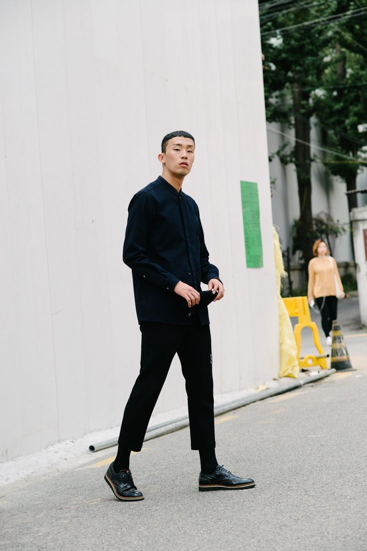 Cropped trousers will be mixing up your suits this year. Experiment with cropped lengths in your tailoring.