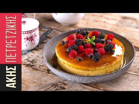 Japanese Cheesecake | Kitchen Lab by Akis Petretzikis - YouTube