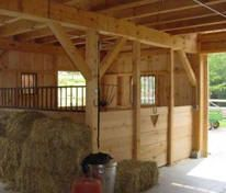 diy horse stalls | Horse Stall Building Plans » Home Plans