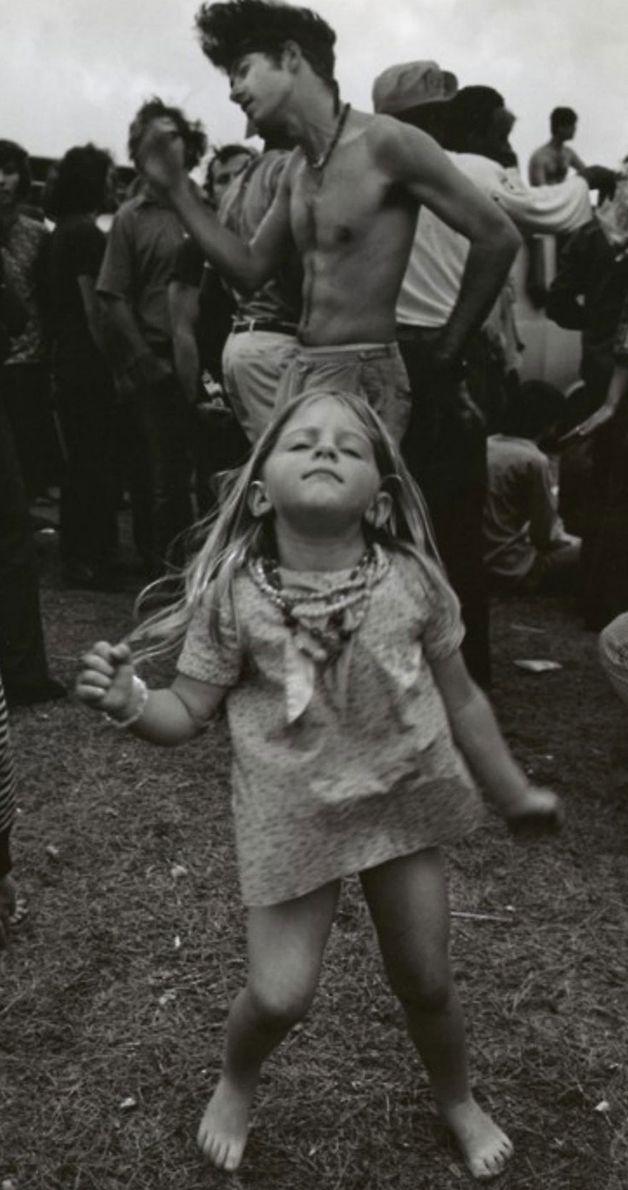 Woodstock, 1969. Liberdade, Arte e Felicidade. Amor & Paz! DC