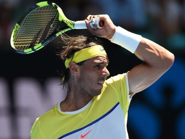 Result: Rafael Nadal into Australian Open quarters with four-set win over Gael Monfils