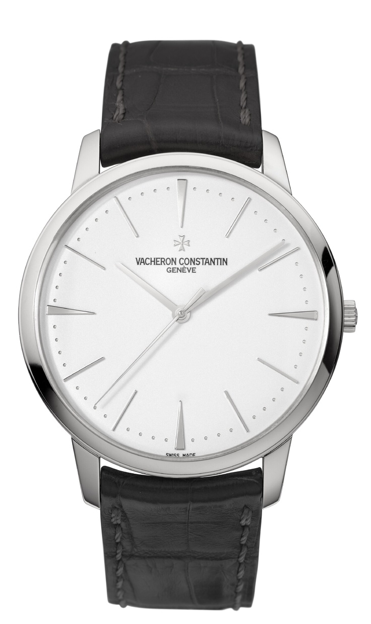 The Hour Lounge exclusive: The Patrimony Automatic without date - The Hour Lounge - the Vacheron Constantin Forum